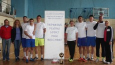 Echipa FEFS 3 a câștigat trofeul