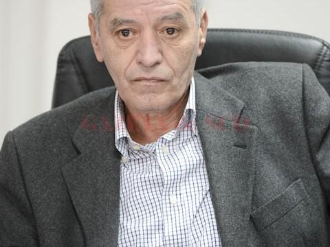 Aurel Medinţu, directorul Diviziei energetice, a CEO (FOTO: Eugen Măruţă)