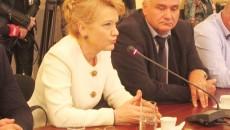 Șefa APM Dolj a spus că Doljul trebuie să aibă pregătit un punct de vedere privind proiectul  de la Kozlodui (Foto: Anca Ungurenuș)