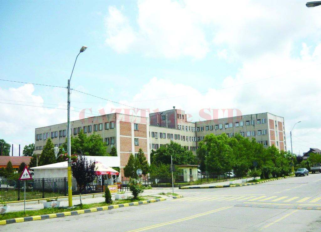 Spitalul din Rovinari