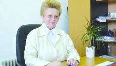 Veronica Diţă, şefa Clinicii de Radioterapie a SJU