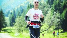 De trei luni, Vlad Tănase se antrenează pentru UltraBalaton. Săptămânal a alergat câte 150 de kilometri.
