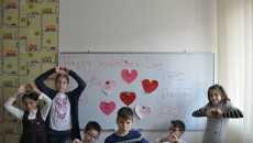 Lectie tematica de Valentine's Day