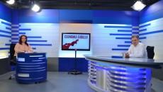"""Constantin Popeci a povestit, la emisiunea """"Economia Sudului"""" de la Alege TV, că a investit pe perioada crizei ca să beneficieze acum de comenzi de export"""