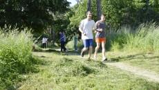 Alergătorii craioveni se vor antrena în perioada următoare în parcuri (Foto: Alexandru Vîrtosu)