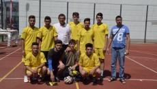 """Echipa Colegiului Național """"Ioniță Asan"""" a câștigat ediția a doua a Cupei Universității Craiova (foto: Alexandru Vîrtosu)"""