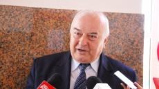 Conf.univ.dr. Vasile Molan de la Universitatea  din Bucureşti (Foto: Claudiu Tudor)
