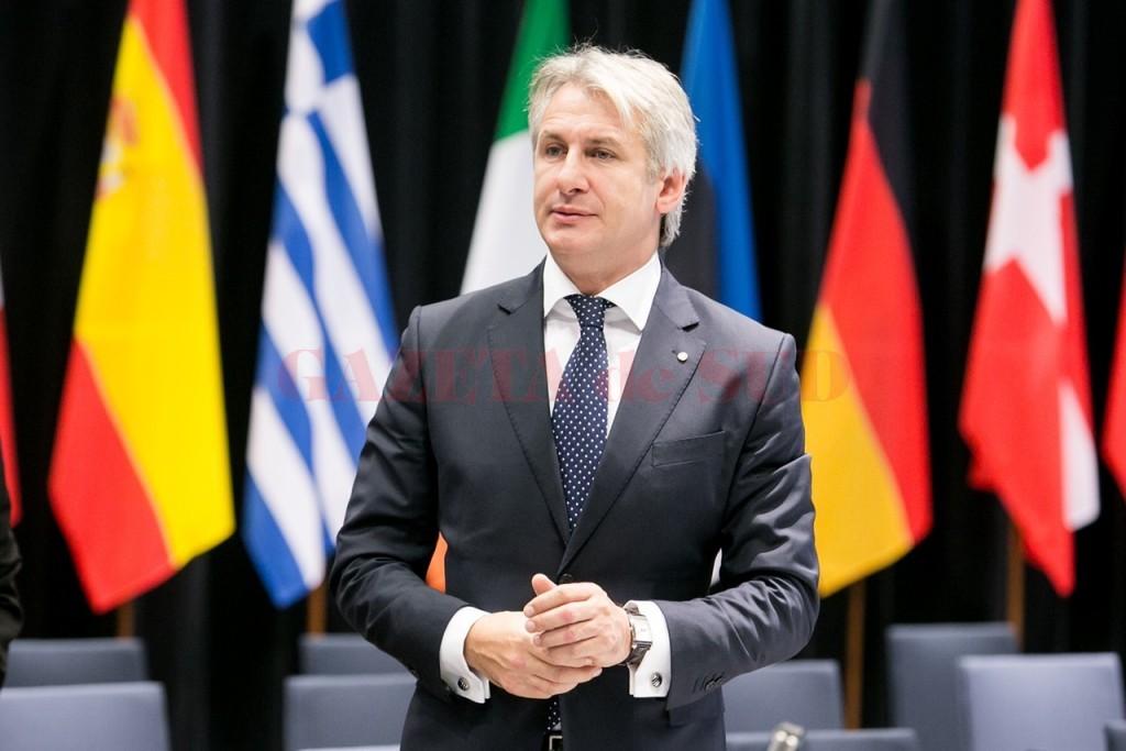Eugen Teodorovici nu va candida la prezidenţiale