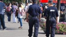Jandarmi in misiuni de ordine publica 1