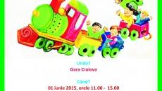 afis - 1 iunie 2015 Craiova