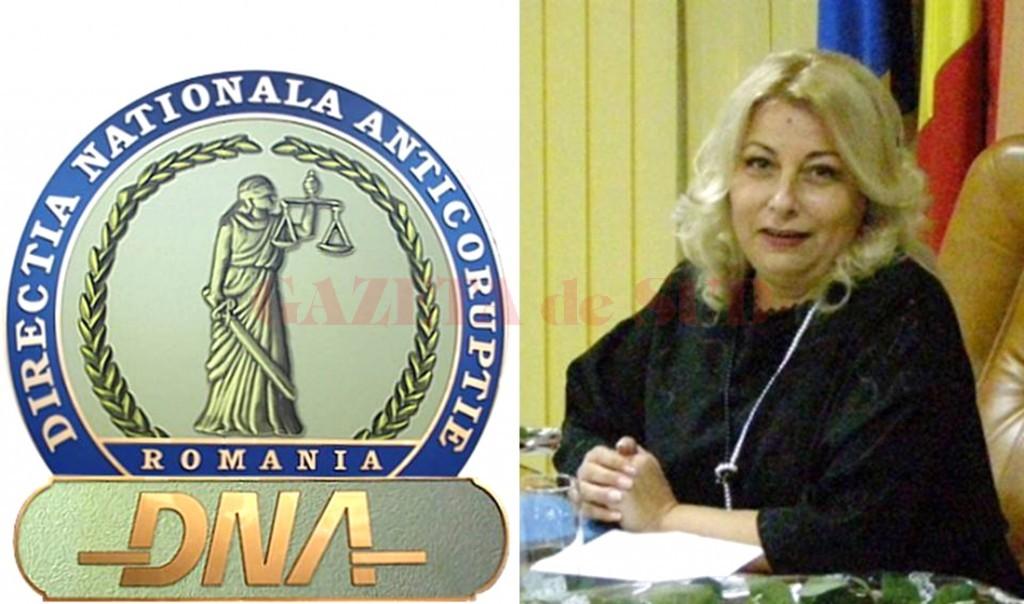 Fosta şefă a Tribunalului Olt Carmen Eugenia Marinescu, a fost eliberată condiționat