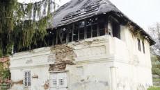 """Casa """"Moangă"""" aşteaptă finanţare externă pentru reabilitare (Foto: Eugen Măruţă)"""