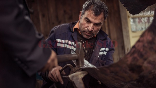 Cosmin Bumbuţ - Căldărarul de la Corcova