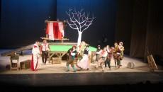 """""""Isteața"""", un nou spectacol pentru copii în repertoriul Teatrului Național """"Marin Sorescu"""" (FOTO: Traian Mitrache)"""