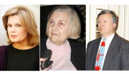 Consilierii locali ai Craiovei vor vota, în ședința lunară ordinară de joi, acordarea titlurilor de cetățeni de onoare ai municipiului Craiova actriței Natașa Raab, scriitoarei Ileana Vulpescu și profesorului Alexandru Mironov