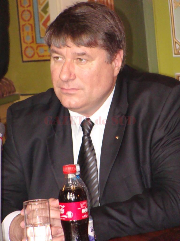 Ion Ruşeţ, director în cadrul Direcţiei Resurse Umane din CEO (Foto: Eugen Măruţă)