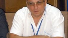 Tiberiu Tătaru, managerul Spitalului Judeţean de Urgenţă Târgu Jiu (Foto: Eugen Măruţă)