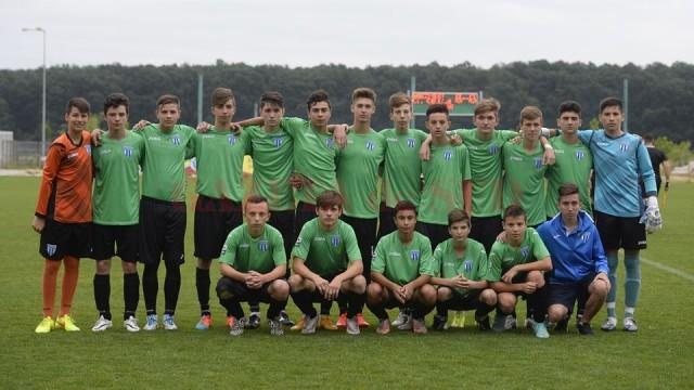 Elevii lui Calafeteanu au încheiat pe locul secund Campionatul Naţional (foto: csuc.ro)