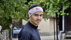Vlad Tănase a încheiat cu bine cursa de 222 de kilometri din Ungaria (foto: arhivă)