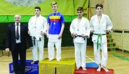 Adrian Şulcă a cucerit medalia de aur la Campionatul Balcanic din Muntenegru
