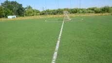 Terenurile de fotbal din cantonamentul Lunca Jiului ar urma să fie amenajate în trei luni  de la câștigarea licitației, lansată în urmă cu câteva zile de Primăria Craiova (FOTO: Anca Ungurenuş)