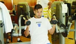 Viorel Ferfelea este conştient că are de recuperat la capitolul fizic (Foto: csuc.ro)