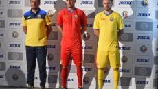 FRF a prezentat noul echipament al naționalei României (foto: frf.ro)