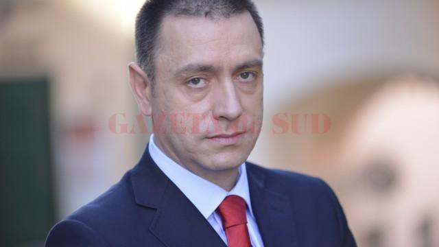 Mihai Fifor, nominalizat pentru funcţia de ministru al Transporturilor, respins de preşedintele Iohannis