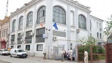 Sediul actual al Casei Județene de Pensii Dolj a fost retrocedat și va trebui eliberat de către instituție care se va muta pe Calea Severinului. Rămâne de văzut când se va întâmpla mutarea. (FOTO: Lucian Anghel)