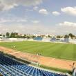 """Actualul Stadion Municipal """"Tudor Vladimirescu"""" din Târgu Jiu"""