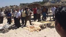 Cel puţin 28 de persoane au fost ucise în atacul produs în oraşul tunisian Sousse (Foto: dailymail.co.uk)