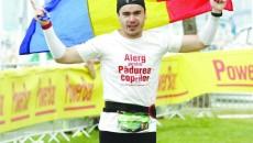 Vlad Tănase a trecut linia de sosire în lacrimi