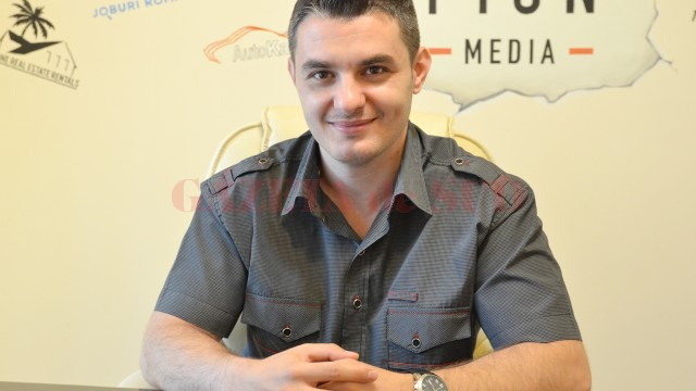 Răzvan Jianu, manager Pion Media