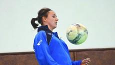 Nicoleta Bărbos este spaima portarilor din echipele adverse. Jucătoarea a ales Craiova, după ce a refuzat oferta campioanei.