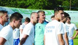 Emil Săndoi va comanda de luni antrenamentele pe plan local (Foto: Alexandru Vîrtosu)