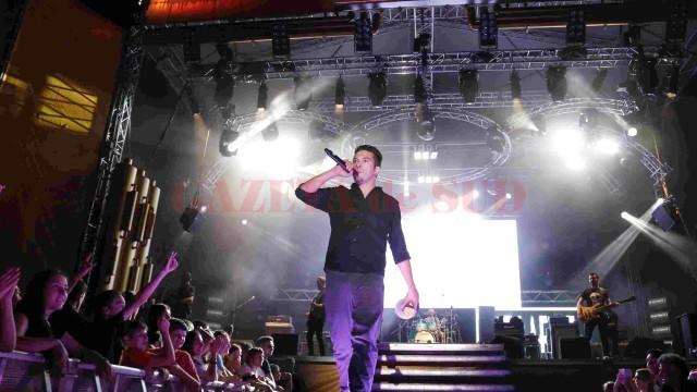 Vița de Vie va concerta sâmbătă în cadrul Zilelor Prieteniei Bergenbier (Foto: Bergenbier)