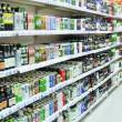 La Auchan sunt expuse 400 de sortimente de bere, timp de două săptămâni. Sortimentele care vor fi cele mai vândute se vor regăsi după aceea în oferta supermarketului. (Foto: Claudiu Tudor)