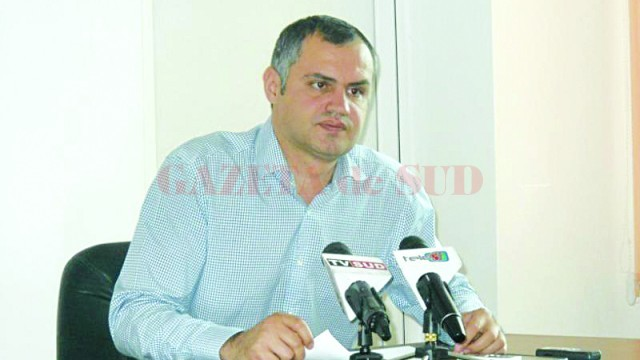 Daniel Bondoc, şeful CAS Gorj