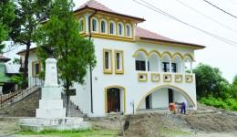 Aici va fi centrul de informare turistică, un fel de muzeu, unde se va face promovarea întregii regiuni (Foto: GdS)