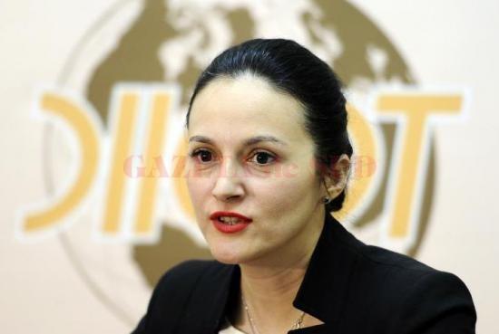 Alina Bica, fosta şefă a DIICOT