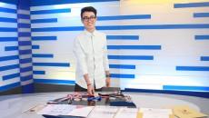"""Mircea Dan Mirea a fost invitatul de onoare al emisiunii """"Educaţie pe scurt"""" de la Alege TV (Foto: GdS)"""