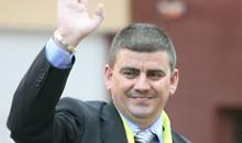 Vasile Moşoiu, primarul din Drăguţeşti