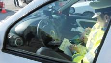 Polițiștii de la Rutieră l-au prins de mai multe ori conducând fără permis pe craioveanul de 26 de ani (Foto: Arhiva GdS)