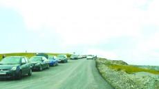 Maşinile ar putea avea restricţie de viteză de 30 km/h pe Transalpina