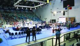 Se anunţă vremuri bune pentru boxul craiovean. După lungi dezbateri, în consiliul local s-a votat ieri înfiinţarea secţiei de box la SCM Craiova, ceea ce înseamnă bani şi condiţii mai bune pentru sportivi şi antrenori
