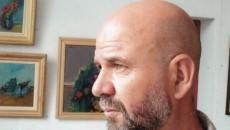 Pictorul Iulian Segărceanu, un boem al zilelor noastre (Arhiva Iulian Segărceanu)