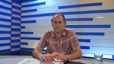 Ovidiu Cioroianu, liderul celui mai mare sindicat din Ford, a declarat că deja se fac tot felul de calcule pentru introducerea modelului EcoSport în fabricație la Craiova (Foto: Bogdan Grosu)
