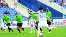 Mihai Roman a marcat două goluri pe care le-a dedicat familiei sale (Foto: panduriics.ro)