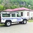 Maşina care a fost folosită în misiunea de salvare  a turiştilor