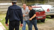 Samir Sprînceană a fost arestat preventiv pentru a doua oară în iunie 2010, când a fost acuzat de comiterea de infracțiuni cu carduri de credit (Foto: Arhivă GdS)